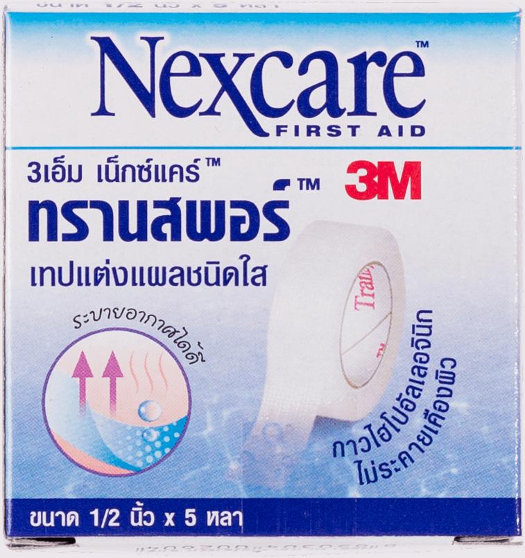 เทปแต่งแผล Nexcare 3M