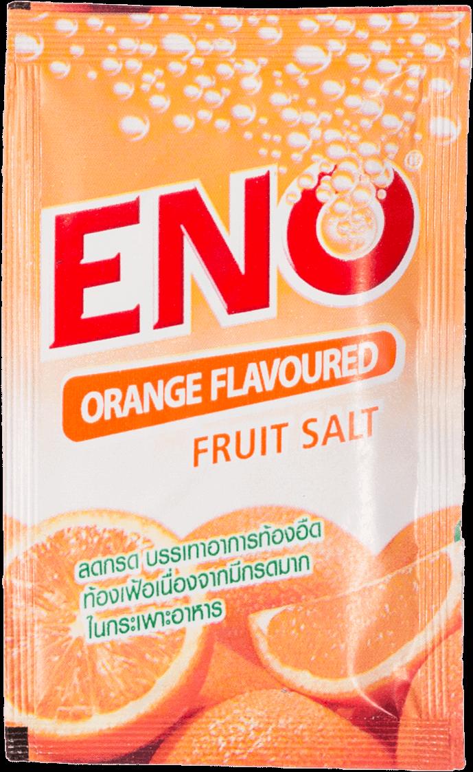 ยาลดกรดในกระเพาะอาหาร อีโน รสส้ม 4.3 กรัม
