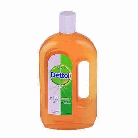 น้ำยาฆ่าเชื้อโรค Dettol 750ml.