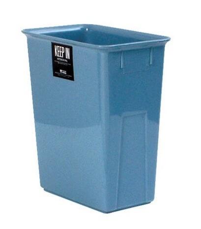 ถังขยะพลาสติก สแตนดาร์ด RW9078 (11 ลิตร) สีฟ้า