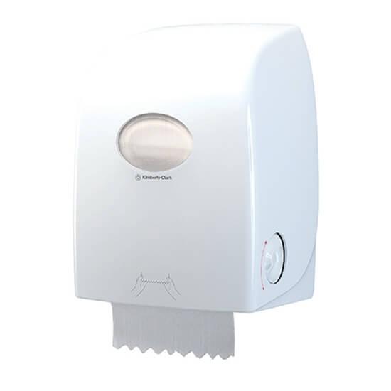 กล่องใส่กระดาษเช็ดมือ 69530 DISP AQUARIUS SLIMROLL TWL ใส่ 82280