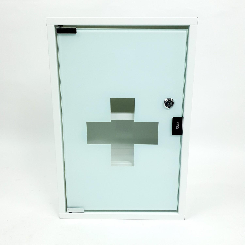 HATO ตู้ยาขนาด 30x45x12ซม. HF108-WH สีขาว