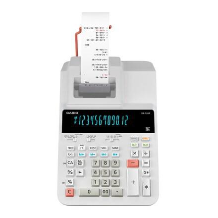 เครื่องคิดเลขพิมพ์กระดาษ Casio DR-240R 14 หลัก