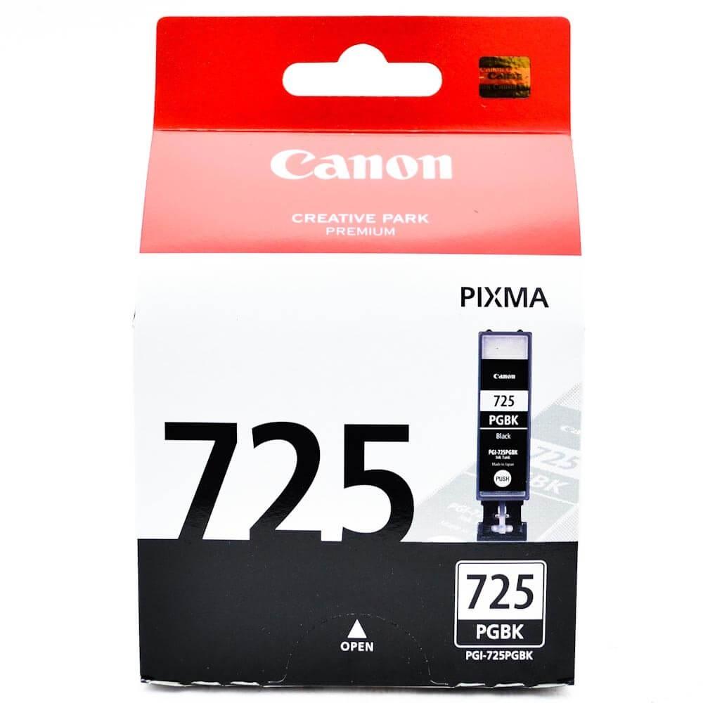 ตลับหมึก Canon PGI-725 PGBK