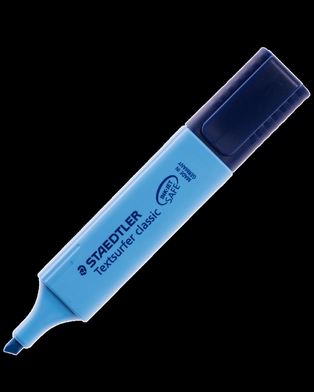 ปากกาเน้นข้อความ สเต็ดเล่อร์ 364  สีฟ้า