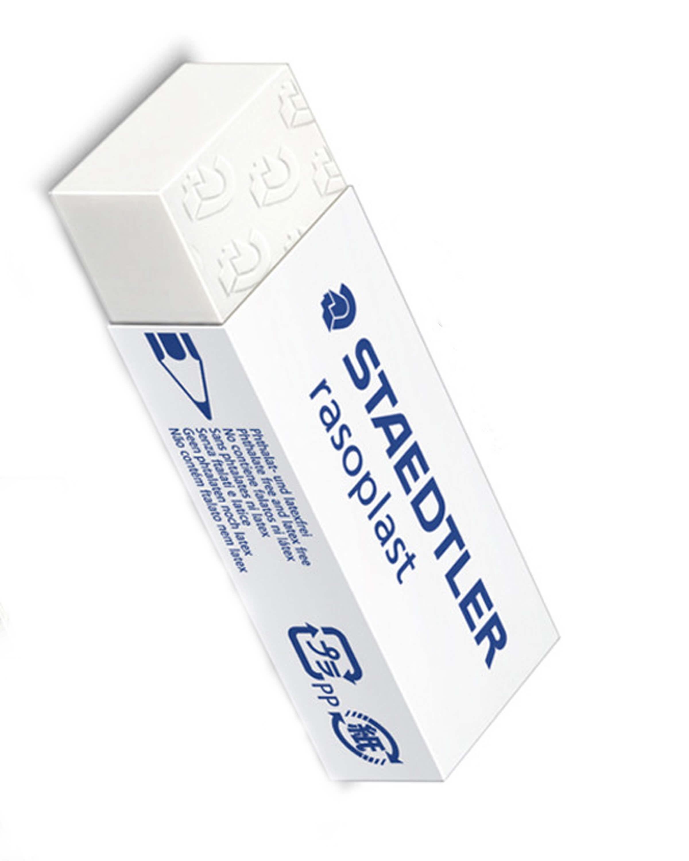 ยางลบดินสอ Staedtler Raso plast 526 B40