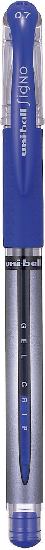 ปากกาหมึกเจล uni Signo Impact UM-151S สีน้ำเงิน 0.7 มม.