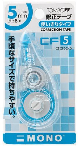 เทปลบคำผิดTombow MONO CT-CF5C40 (สีฟ้า)
