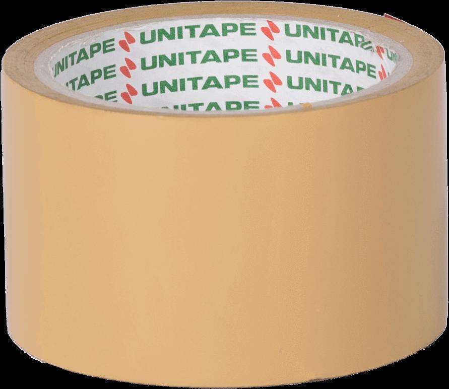 เทปOPP UNITAPE สีชา 2 1/2 นิ้วx45 หลา
