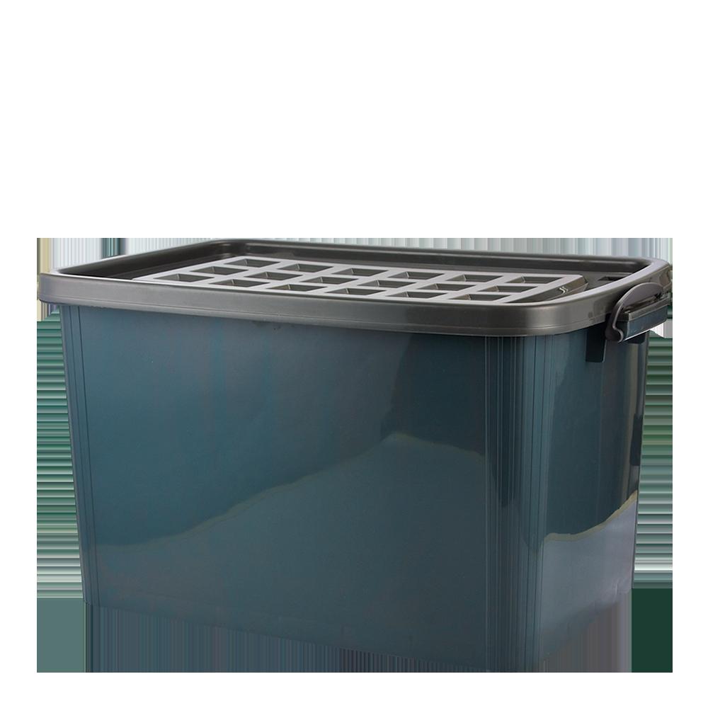 กล่องมีล้อ ขนาด120ลิตร 51x74x44ซม. 3010B