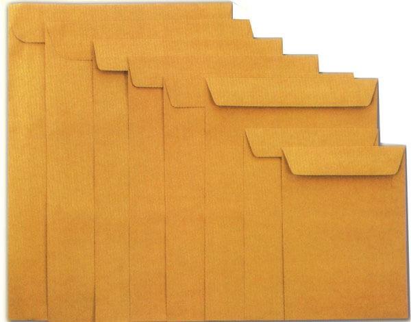 ซองเอกสารสีน้ำตาล KA 9x12 3/4 นิ้ว (1x50)