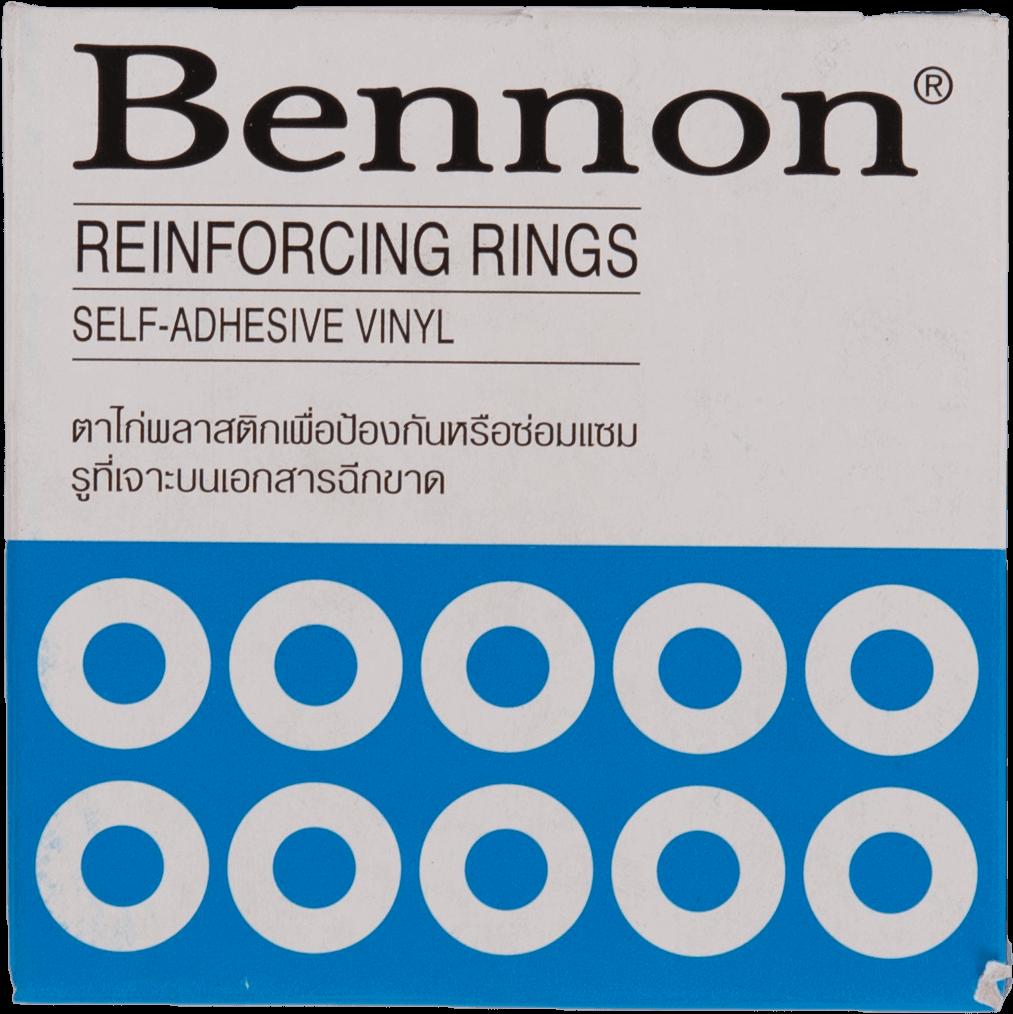 ตาไก่พลาสติก  Bennon  (1x500)