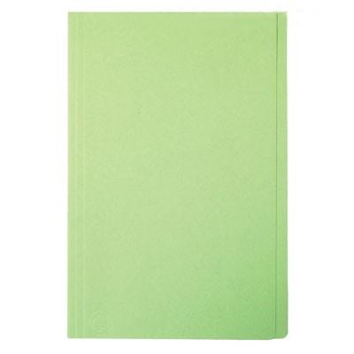 แฟ้มพับกระดาษ ตราใบโพธิ์ สีเขียว F4