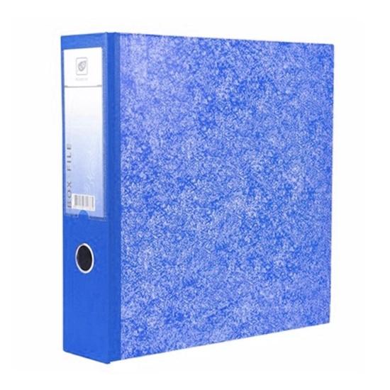 แฟ้มสันกว้าง UD 680 สีน้ำเงิน A4/สัน 2 นิ้ว