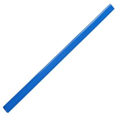 สันรูดพลาสติก 7mm. สีน้ำเงิน