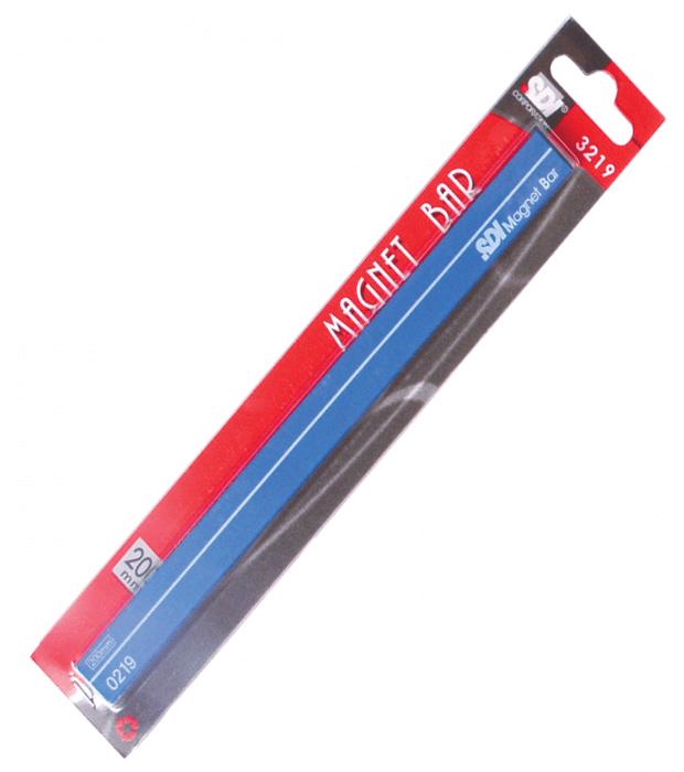 แท่งแม่เหล็ก SDI สีน้ำเงิน 1.5x20 ซม.