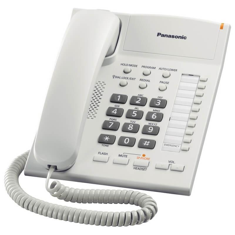 โทรศัพท์มีสาย Panasonic KX-TS840MXB