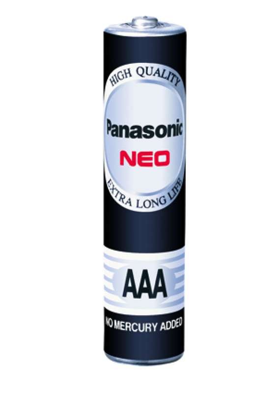 ถ่าน Panasonic NEO AAA R03NT/2SL