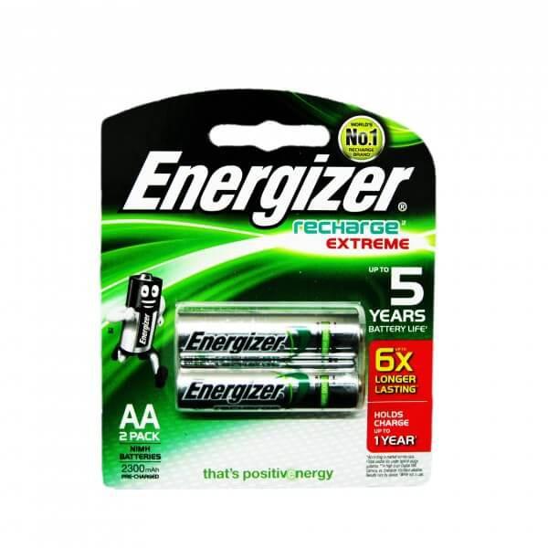 ถ่านชาร์จ Energizer No.NH15-2300 mAH