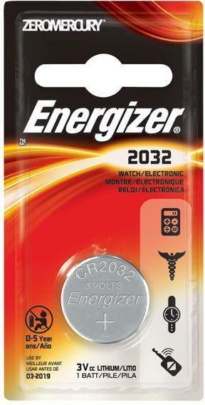 ถ่านกระดุม Energizer ECR-2032