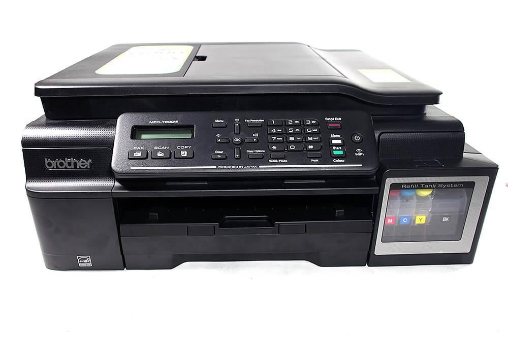 เครื่องพิมพ์มัลติฯอิงค์เจ็ท Brother MFC-T800W