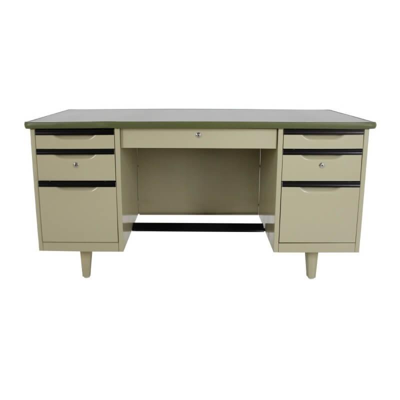 โต๊ะทำงานเหล็ก APEX  ANT-2654