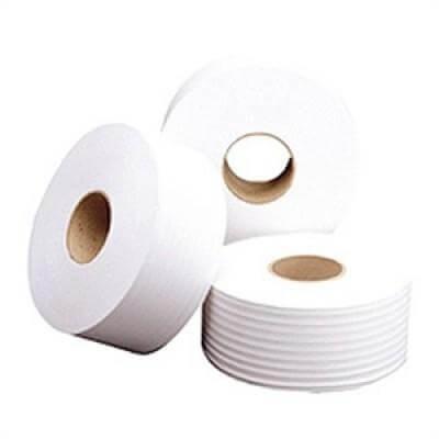 กระดาษชำระ แบบม้วน JRT RiverPro Medium 2ชั้น 300 เมตร (1x12)