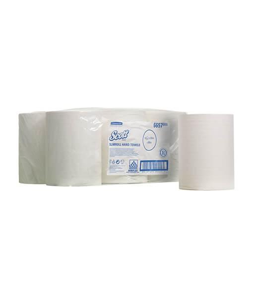 กระดาษเช็ดมือแบบม้วน 305เมตร Scott Roll Towel