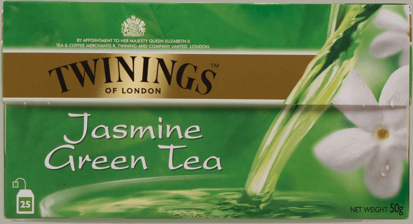 ชาซอง ทไวนิงส์ Jasmine Green Tea