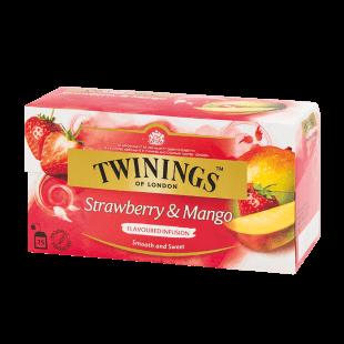 ชาซอง ทไวนิงส์ Strawberry & Mango