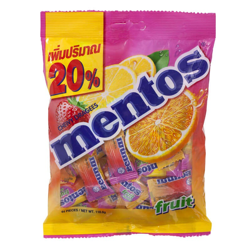 Mentos รสฟรุ๊ต