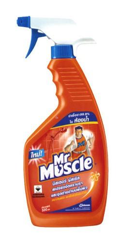 สเปรย์ขจัดคราบ Mr.Muscle 420 มล.