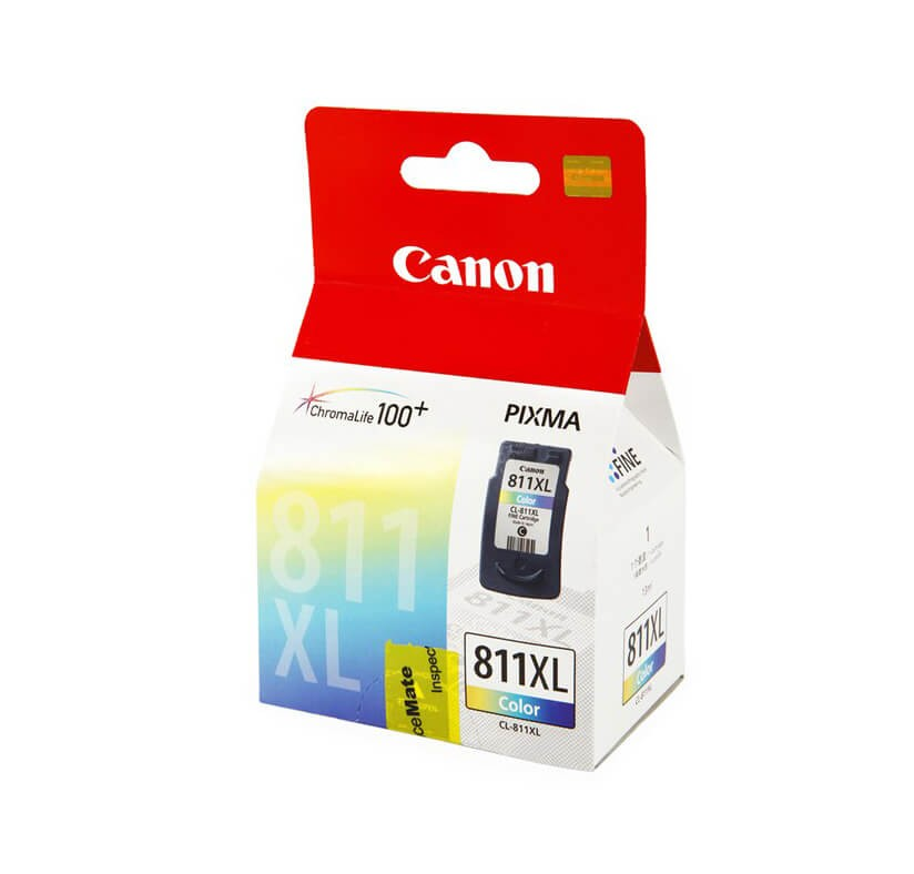 หมึก Canon CL-811XL