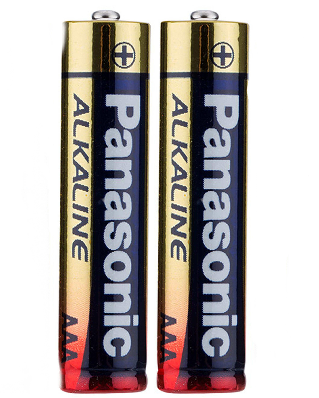 ถ่าน Panasonic ALKALINE LR03/2B AAA (1x2)