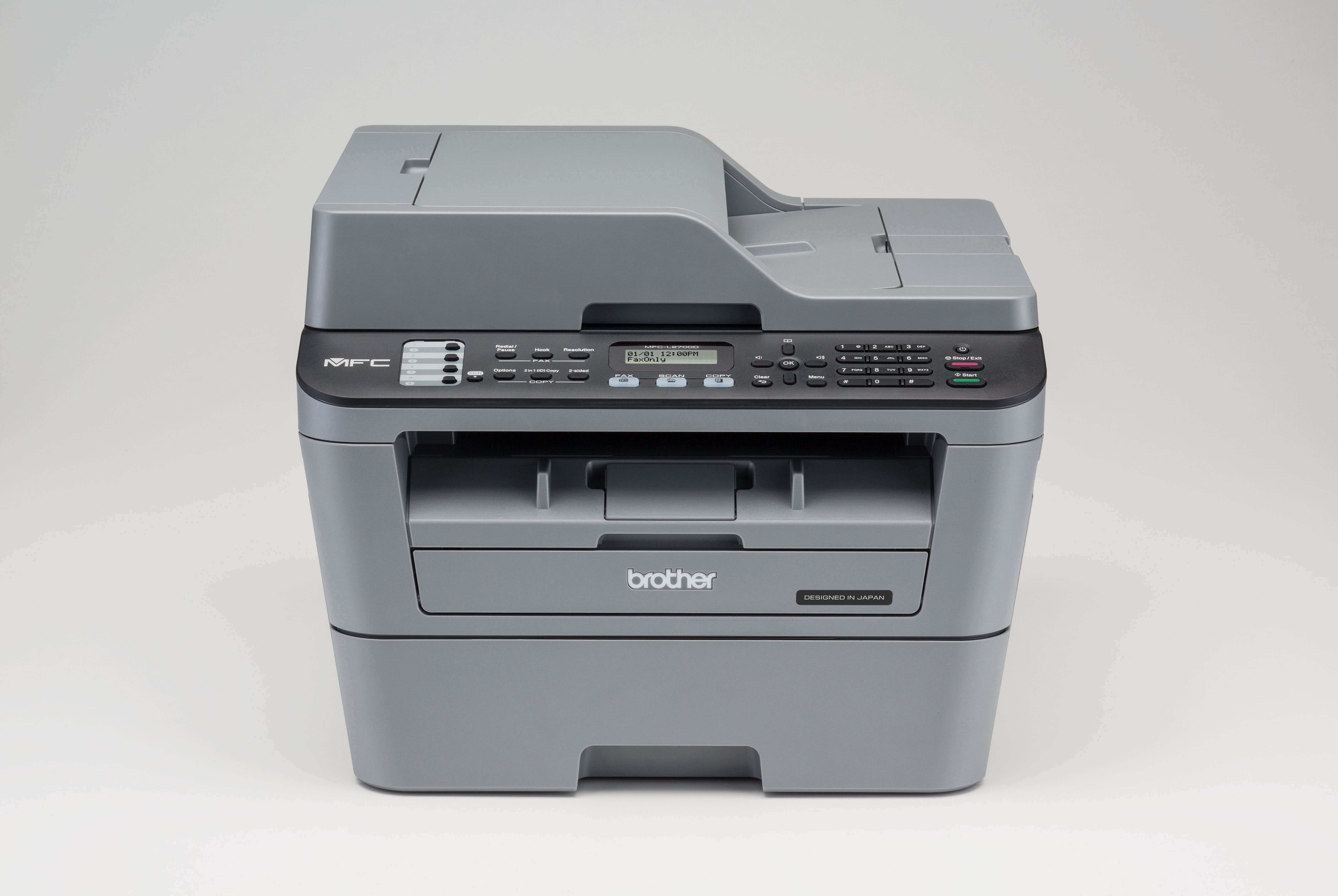 เครื่องพิมพ์มัลติฯเลเซอร์ Brother MFC-L2700D