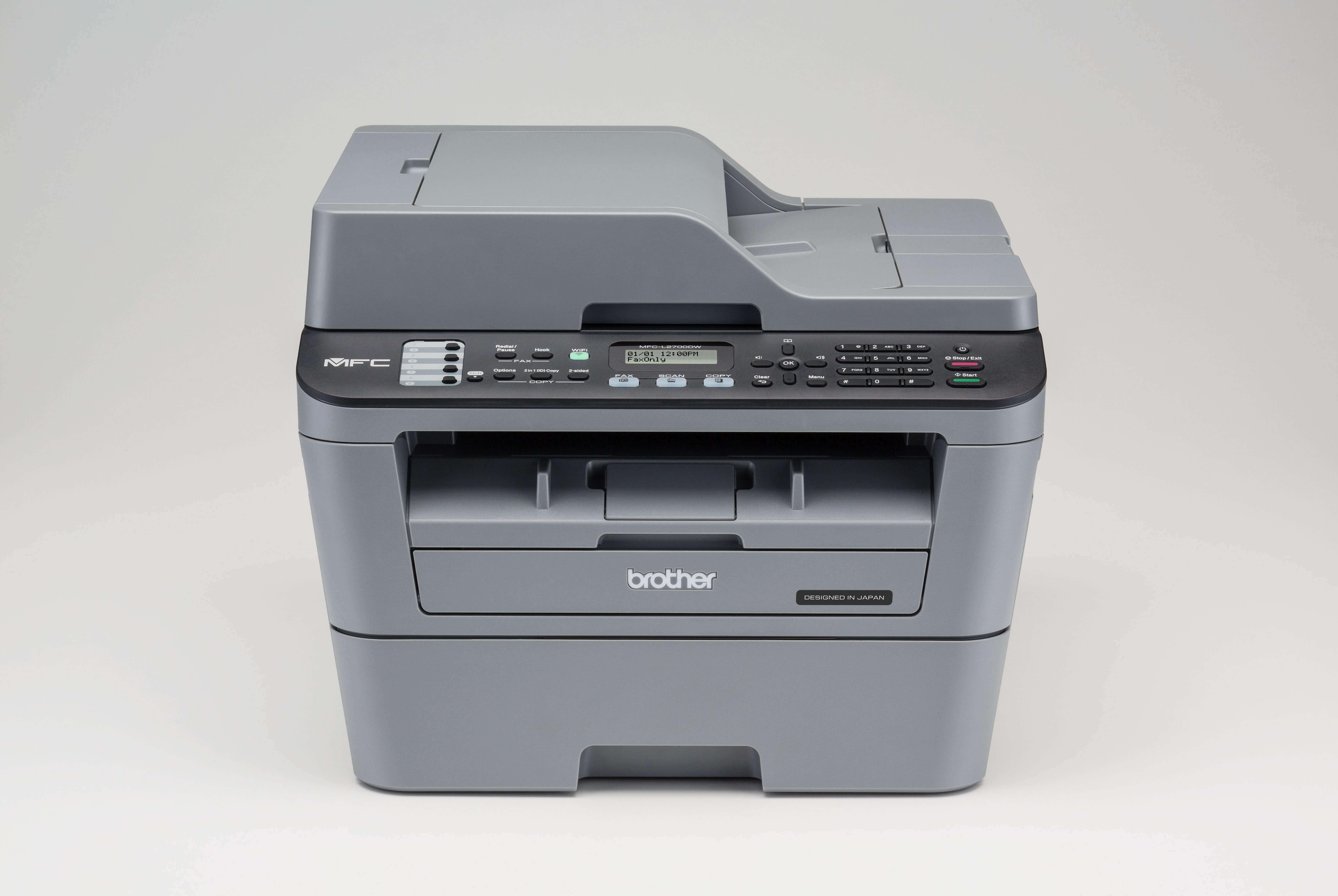 เครื่องพิมพ์มัลติฯเลเซอร์ Brother MFC-L2700DW