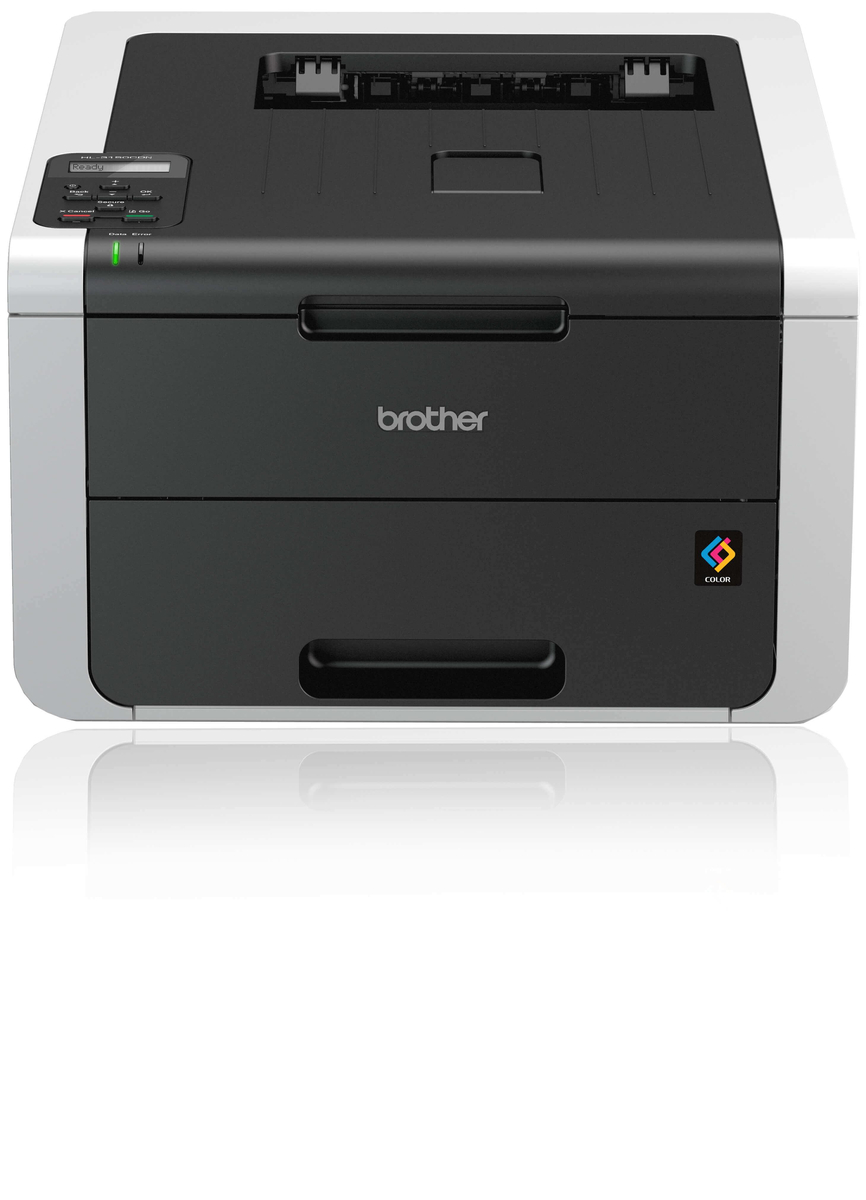 เครื่องพิมพ์เลเซอร์สี Brother HL-3150CDN