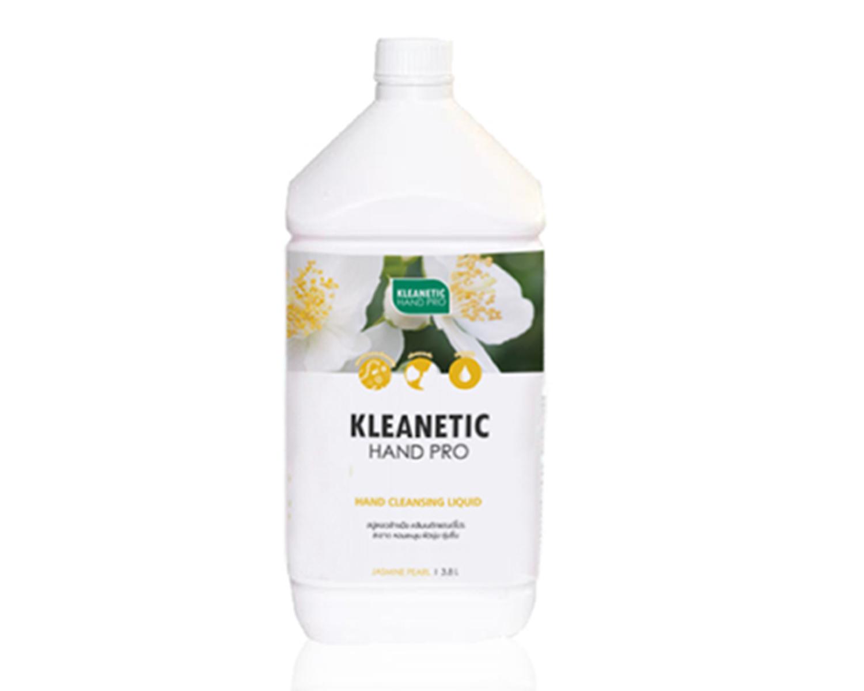 สบู่เหลวล้างมือ Kleanetic Hand Pro กลิ่น Jasmine Pearl 3.8L