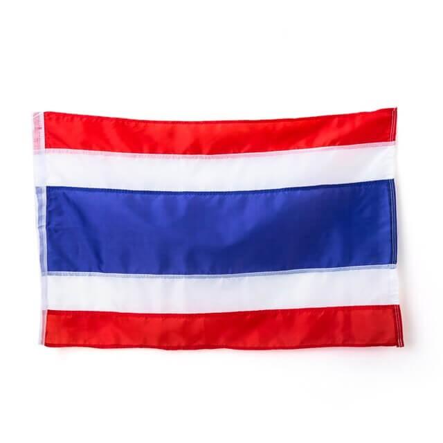 ธงชาติ 80x120 cm.