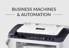 Business Machines & Automation